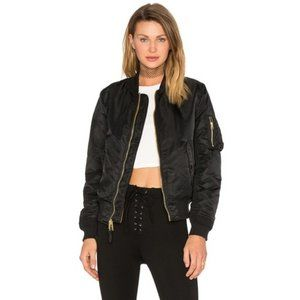 Alpha Industries MA-1 Reversible Bomber Jacket  S